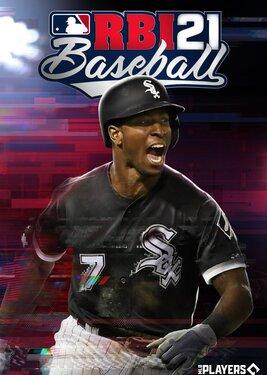 R.B.I. Baseball 21 постер (cover)