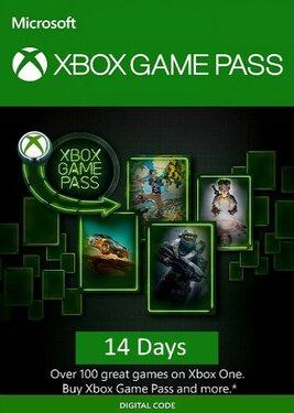 Xbox Game Pass на 14 дней