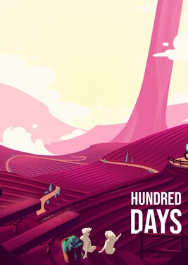 Hundred Days постер (cover)