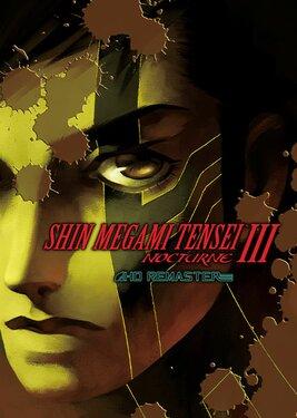 Shin Megami Tensei III Nocturne HD Remaster постер (cover)