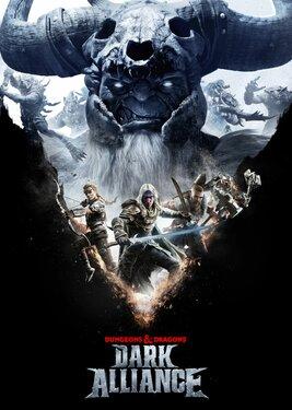Dungeons & Dragons: Dark Alliance постер (cover)