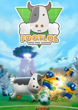 FootLOL: Epic Fail League постер (cover)
