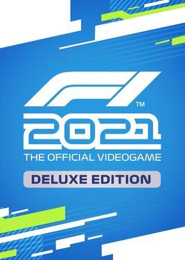 F1 2021 - Deluxe Edition постер (cover)