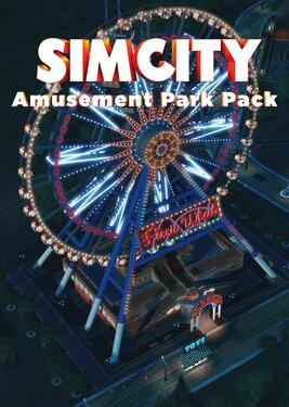 SimCity: Amusement Park Pack постер (cover)