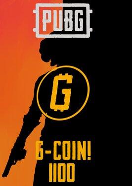 PUBG - 1100 G-Coin постер (cover)