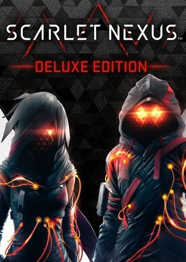 Scarlet Nexus - Deluxe Edition постер (cover)