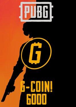 PUBG - 6000 G-Coin