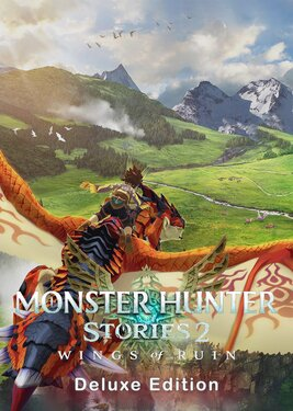 Monster Hunter Stories 2: Wings of Ruin - Deluxe Edition
