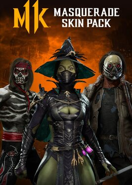 Mortal Kombat 11 - Masquerade Skin Pack