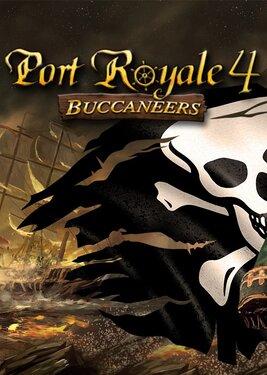 Port Royale 4 - Buccaneers постер (cover)