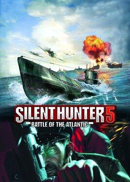 Silent Hunter 5: Battle of the Atlantic постер (cover)