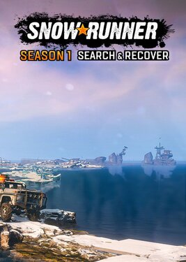SnowRunner: Season 1 - Search & Recover постер (cover)