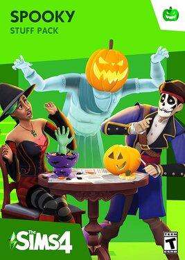 The Sims 4: Spooky Stuff постер (cover)