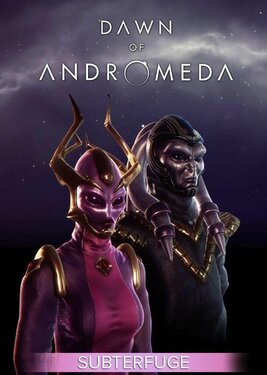 Dawn of Andromeda: Subterfuge постер (cover)