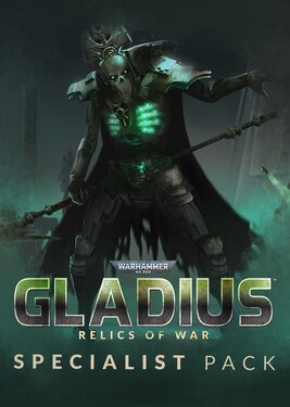 Warhammer 40,000: Gladius - Specialist Pack постер (cover)