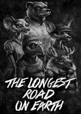 The Longest Road on Earth постер (cover)