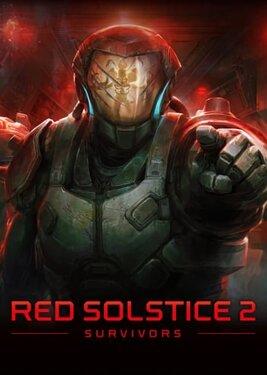 Red Solstice 2: Survivors постер (cover)