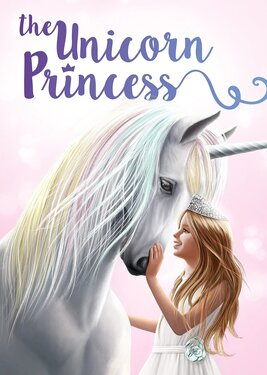 The Unicorn Princess постер (cover)