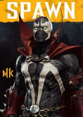 Mortal Kombat 11 - Spawn постер (cover)