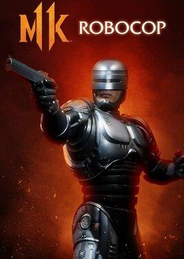 Mortal Kombat 11 - Robocop постер (cover)