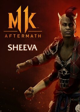 Mortal Kombat 11 - Sheeva постер (cover)