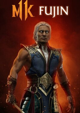 Mortal Kombat 11 - Fujin постер (cover)