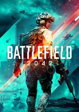 Battlefield 2042 постер (cover)
