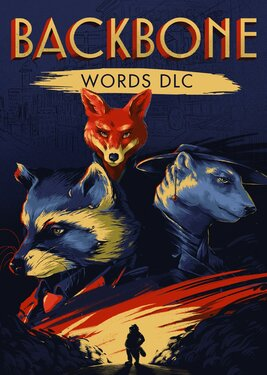 Backbone: Words постер (cover)