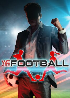 WE ARE FOOTBALL постер (cover)
