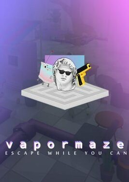 Vapormaze постер (cover)