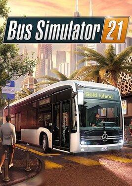 Bus Simulator 21 постер (cover)