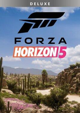 Forza Horizon 5 - Deluxe Edition постер (cover)