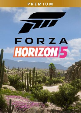 Forza Horizon 5 - Premium Edition постер (cover)