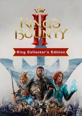 King's Bounty II - King Collector's Edition постер (cover)