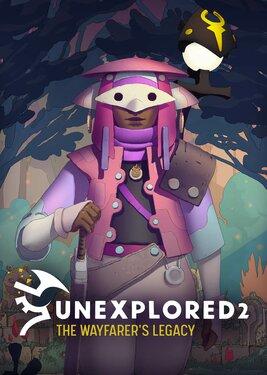 Unexplored 2: The Wayfarer's Legacy постер (cover)