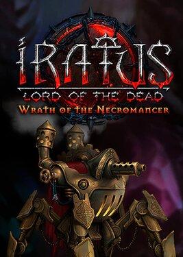 Iratus: Wrath of the Necromancer постер (cover)