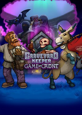 Graveyard Keeper - Game Of Crone постер (cover)