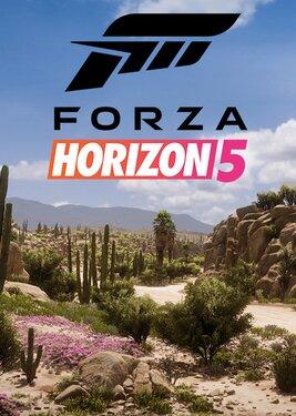 Forza Horizon 5 постер (cover)