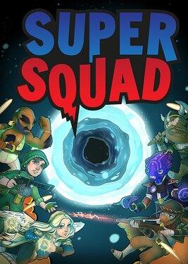Super Squad постер (cover)