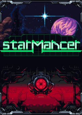 Starmancer постер (cover)