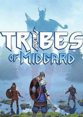 Tribes of Midgard постер (cover)