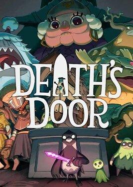 Death's Door постер (cover)