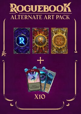 Roguebook - Alternate Art Pack постер (cover)