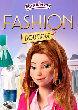 My Universe: Fashion Boutique постер (cover)