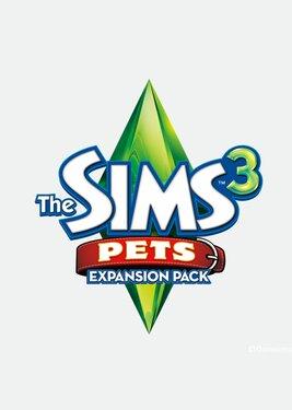 The Sims 3 - Pets постер (cover)