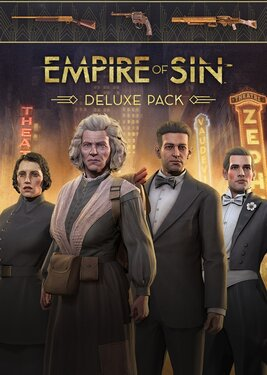 Empire of Sin - Deluxe Pack постер (cover)