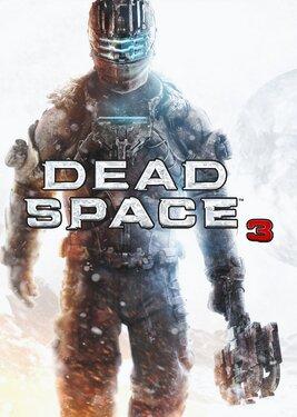 Dead Space 3 постер (cover)