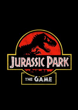 Jurassic Park: The Game постер (cover)