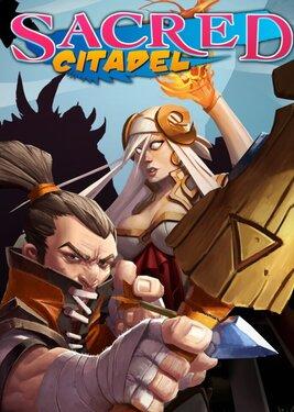 Sacred Citadel постер (cover)