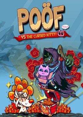 Poöf vs The Cursed Kitty постер (cover)